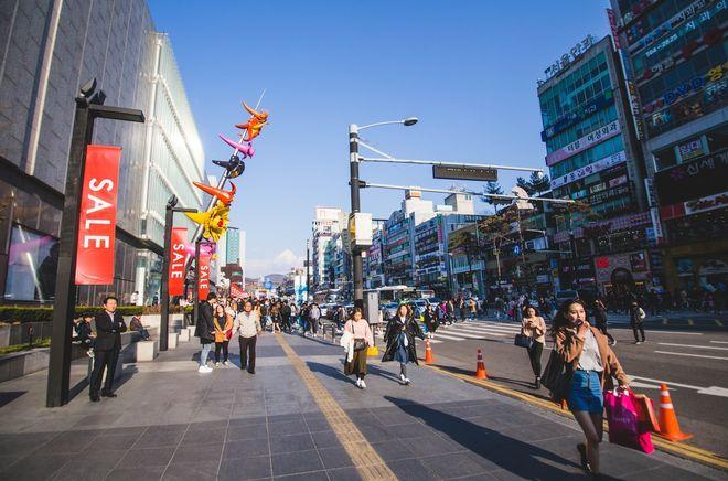 Улицы Чхонана