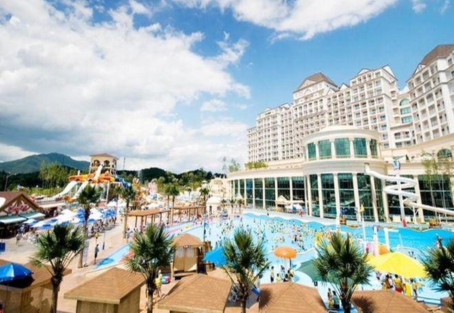 Отель Huracle Resort в Чхонане