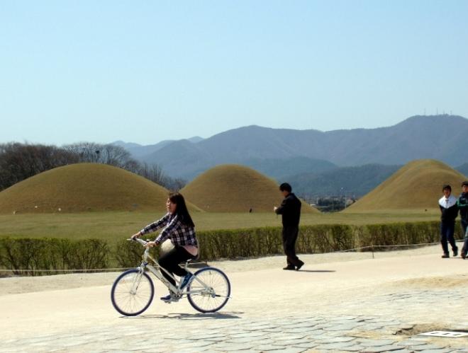 Добраться сюда можно на велосипеде