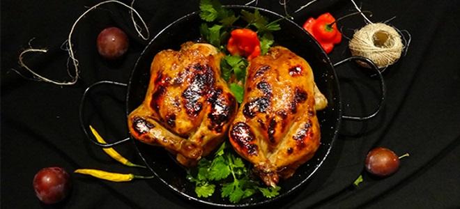 kurczak korniszon w aerogrill
