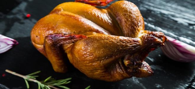 korniszon z kurczaka gotowany wędzony