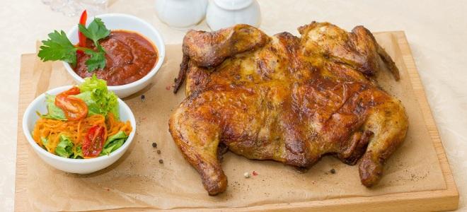 klasyczny przepis na kurczaka