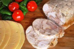 piščančji roll z želatino kuhamo