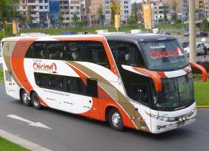 Междугородние автобусы в Чиклайо