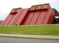 Один из музеев Чиклайо