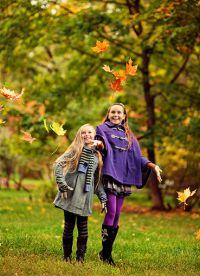 dětské podzimní fotoalbum 10