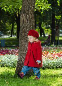 podzimní fotografický výstřel dětí 12