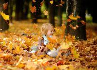 dětské podzimní fotoalbum 5