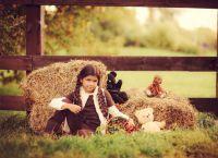 jesienna sesja zdjęciowa dla dzieci 7