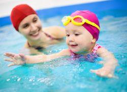 Дечија капа за базен