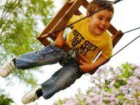 sesja zdjęciowa dla dzieci w przyrodzie 15