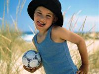otroški fotografski sejem v naravi 2