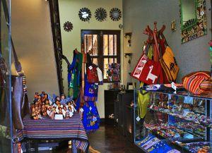 Сувенирный магазин в Чинче