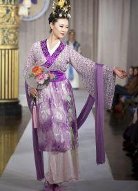 Chiński strój ludowy 2