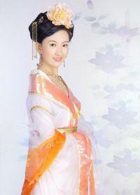 Chiński strój ludowy 3