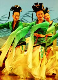 Chiński strój ludowy 5