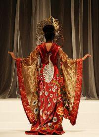Chiński strój ludowy 7