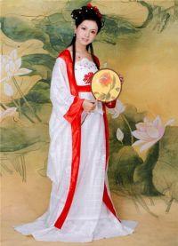 Chiński strój ludowy 8