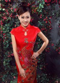 Chińska sukienka narodowa 8