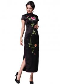 Chińska sukienka narodowa 9