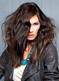 paleta czekoladowych włosów 4