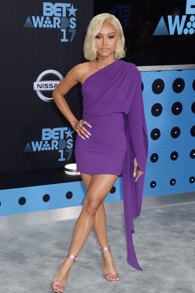 Карруче Трен на BET Awards-2017