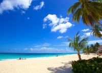 Пляж Dover Beach - лучший на Барбадосе