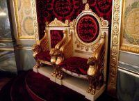 Троны во дворце Кристиансборг
