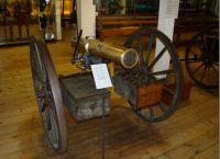 Музейная пушка