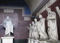 Статуи дворца Кристиансборг
