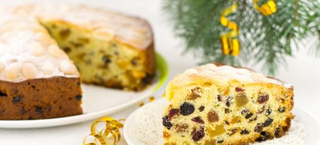 Божићни колач у мултиварку