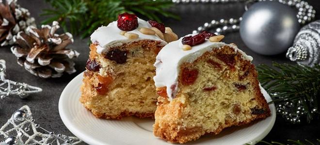 рецепт за Божићну торту од Јулие Висотски
