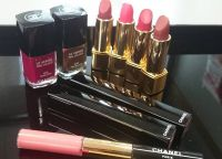 Chanel Christmas Makeup Collection 2016 4