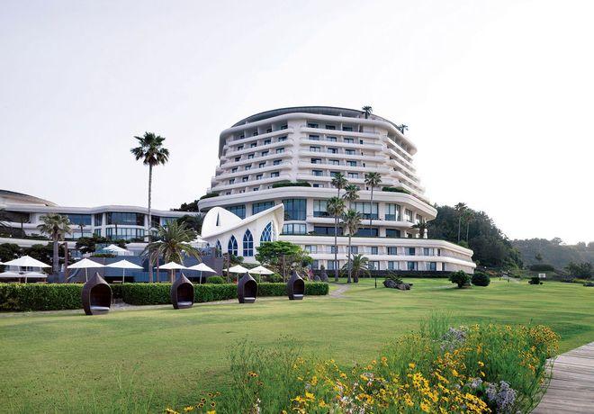 Отель Hyatt Regency Jeju, Чунмун