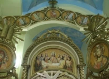 Crkva sv. Luke u Simferopolu 7