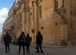 Церковь иезуитов, Мальта