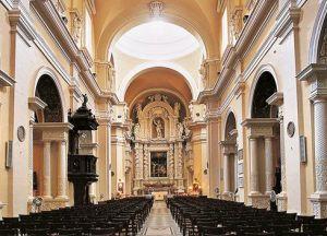 Капелла церкви
