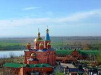 Cerkev rojstva v Krasnodru 1