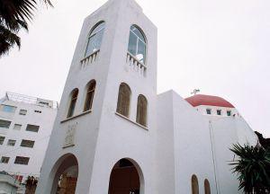 Центральная башня в Воскресенском храме