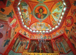 Роспись в Воскресенском Храме