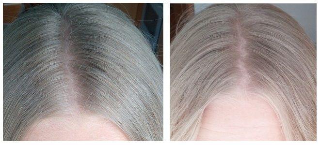 Осветление волос корицей результат на русых