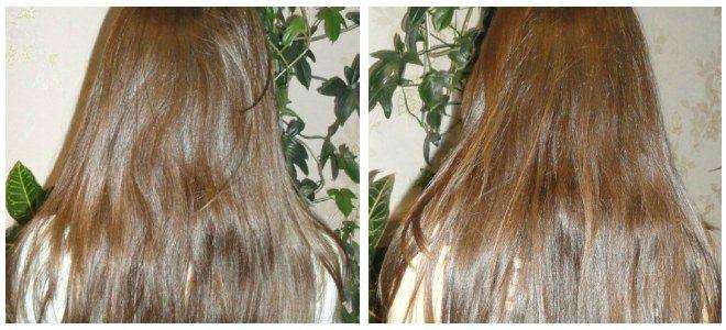 Осветление волос корицей результат на темных