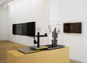 Выставка инсталляций Zvi Goldstein