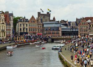 Путешествовать по Генту выгоднее с CityCard Gent