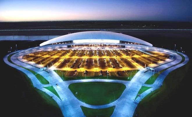 Аэропорт Карраско