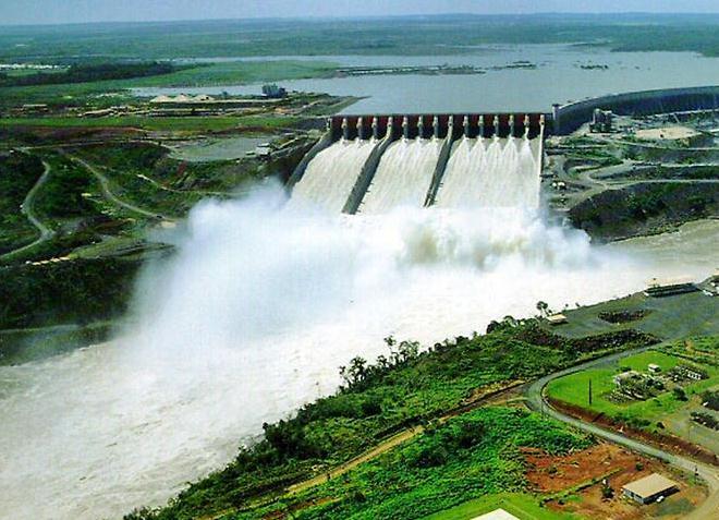 Гидроэлектростанция Итайпу