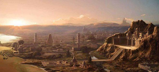 древна Маиа