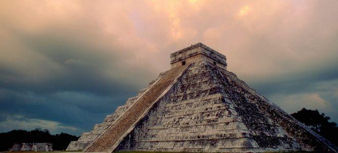 пирамиде маје