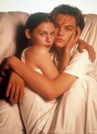Клэр и Лео - их роман длился все время съемок