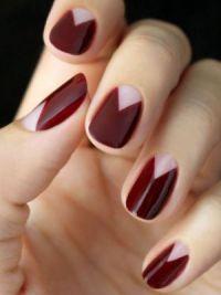 Bordeaux manicure10